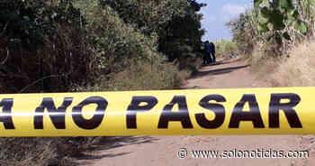 Hallan cadáver semi enterrado en Jiquilisco, Usulután - Solo Noticias
