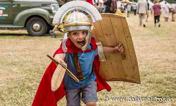 Have a blast with the past! Chalke Valley history festival will liven up summer