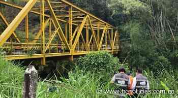 Este sábado se puso en funcionamiento el puente La Ínsula en Chinchiná - BC NOTICIAS - BC Noticias