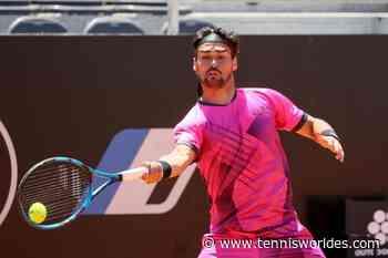 Fabio Fognini buscará avanzar ronda en Génova ante Guido Pella - Tennis World ES