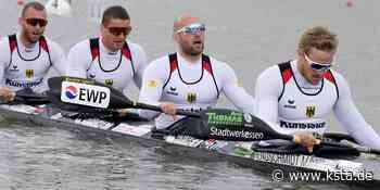 Niederkassel: Kanute qualifiziert sich für Olympia in Japan - Kölner Stadt-Anzeiger