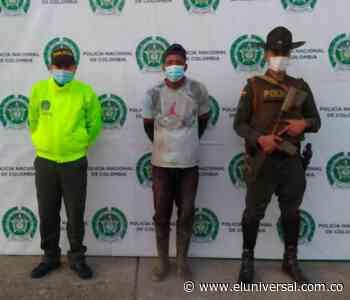 Barrancabermeja: cae presunto asesino de líder social en sur de Bolívar - El Universal - Colombia