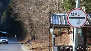 Straßensperrung wegen Bauarbeiten am Walchensee-Südufer - Merkur Online