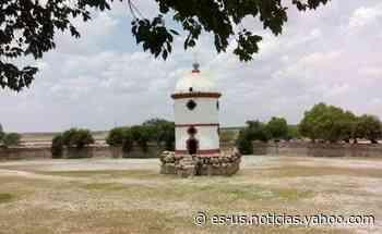 El Palomar, un sitio icónico del municipio de Salinas de Hidalgo - Yahoo Noticias