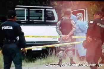 Encuentran cadáver dentro de un auto en Los Algarrobos, Chiriquí - Panamá América