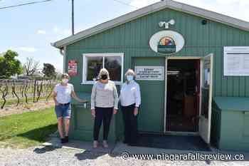 Newark Neighbours partners with Niagara on-the-Lake Rotary Club in 'Porch Pickup' weekend project - NiagaraFallsReview.ca