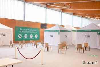 """Covid-19 en Seine-Saint-Denis. Le Raincy inaugure son """"salon"""" de vaccination - Actu Seine-Saint-Denis"""