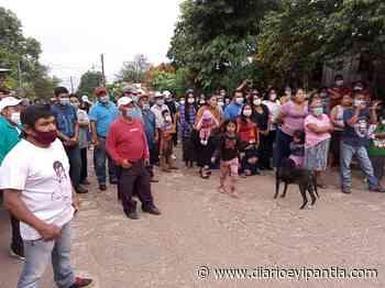 Juan Rosario Morales candidato por MORENA a la presidencia de Catemaco  - Diario Eyipantla