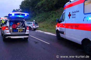 Montabaur: Unfall mit mehreren Fahrzeugen und Verletzten - WW-Kurier - Internetzeitung für den Westerwaldkreis
