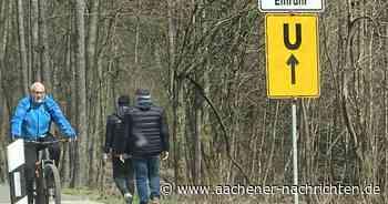In der Gemeinde Simmerath: Bauarbeiten beeinträchtigen Straßenverkehr - Aachener Nachrichten