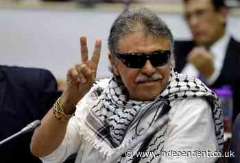 Colombia rebel group claims leader 'Jesus Santrich' slain