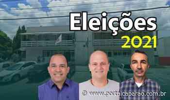 Três candidatos disputam a prefeitura de Espera Feliz - Portal Caparaó