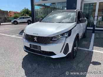 Vendo Peugeot 3008 BlueHDi 130 S&S Allure Pack nuova a Rovato, Brescia (codice 9103658) - Automoto.it - Automoto.it