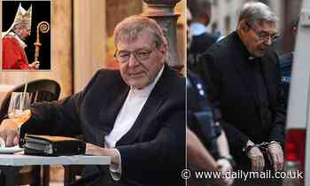 Cardinal Pell reveals what he hated most about jail before being acquitted of child sex offences