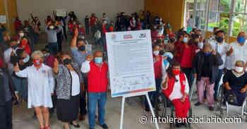 Firma Absalón Ramos compromiso para inclusión digna en Tepeaca - Intolerancia Diario