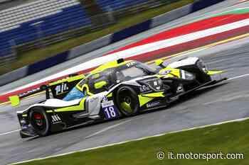 ELMS: 1AIM Villorba Corse costretta allo stop al Red Bull Ring - Motorsport.com, Edizione: Italia