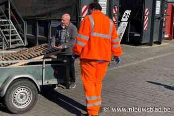 Matrassen kunnen voortaan gratis naar containerpark, nieuwe regels voor asbest - Het Nieuwsblad