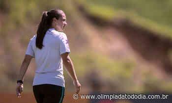 Seleção feminina Sub-17 começa período de treinamentos em Pinheiral - Olimpíada Todo Dia