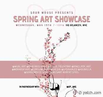 Street Artists Spring Art Showcase 2021 | Lower East Side-Chinatown, NY Patch - Patch.com