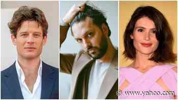 'Chasing Agent Freegard': Gemma Arterton, Shazad Latif Join James Norton Thriller (EXCLUSIVE) - Yahoo Entertainment