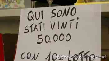 Vinti a Sesto San Giovanni 50mila euro al 10 e Lotto - Sesto Daily News