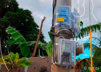 ENATREL lleva energía eléctrica al anexo Villa Monte Carmelo en Nandaime - TN8 Nicaragua