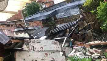 En Marinilla, Antioquia, las fuertes lluvias ocasionaron dos deslizamientos - Caracol Radio