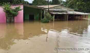 Inundaciones afectan a 70 familias en La Montañita, Caquetá - W Radio