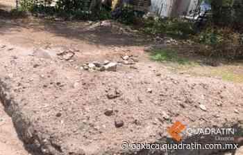 Ubican decimotercera tumba antigua en el Cerro de las Minas - Quadratín Oaxaca