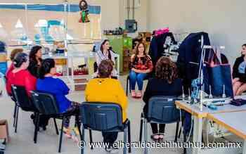 Miss Universo Andrea Meza visitó Saucillo en 2020 - El Heraldo de Chihuahua