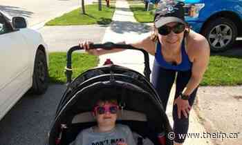 Halton Hills woman running 100 km in support of research for son's rare disease - theifp.ca