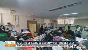 Secretário de saúde de Paulo Afonso relata dificuldade em tratar pacientes com Covid-19: 'Estamos passando por um caos' - G1
