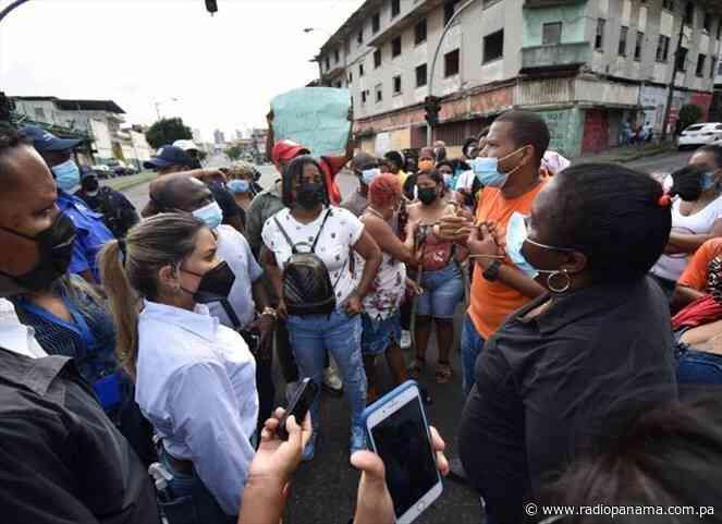 Reubican a familias del edificio Capira a Santa Ana luego del desplome de la estructura - Radio Panamá