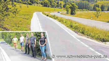 Jetzt ist der Leintalradweg zwischen Horn und Mulfingen offiziell freigegeben   Kochertal - Schwäbische Post