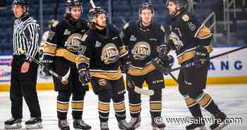 Charlottetown Islanders take Game 1 of semifinal with Victoriaville in overtime | Saltwire - SaltWire Network