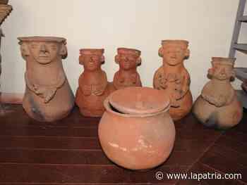 Las figuras de Dachi Joma en Anserma - La Patria.com