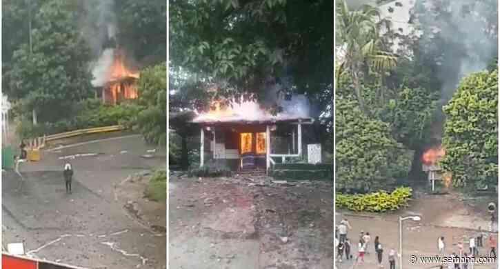 Tensión en Yumbo: Dos muertos y varios heridos por enfrentamientos en las calles - Semana