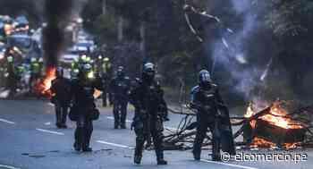 Colombia: al menos un muerto y destrozos en edificios estatales en nueva jornada de protestas contra Duque - El Comercio Perú