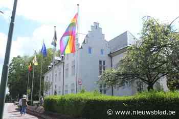"""Drogenbos hangt dan toch regenboogvlag uit: """"Symbool voor openheid en vrede"""" - Het Nieuwsblad"""