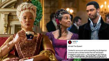 Netflix announces Bridgerton spin-off series for Queen Charlotte - Heart