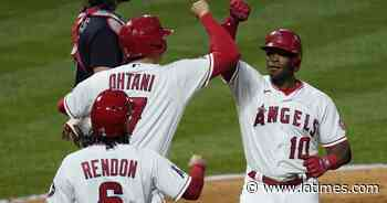 Angels' comeback falls short in loss to Indians
