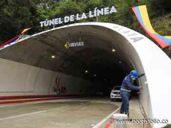 Manifestaciones impiden atender obras en la vía Calarcá - Cajamarca - Portafolio.co