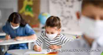 Em Bom Despacho, aulas presenciais terão início nesta terça (18) - Jornal Cidade