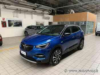 Vendo Opel Grandland X diesel Ecotec Start&Stop aut. Ultimate usata a Melegnano, Milano (codice 9075071) - Automoto.it - Automoto.it