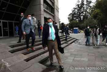 Juan Pablo Albán deja la defensa del alcalde de Quito, Jorge Yunda - expreso.ec