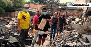 Los carpinteros damnificados del incendio del Girardot lanzan S.0.S. - Vanguardia