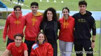 Meeting Gold Lombardia, gli atleti dell'Atletica SVO in evidenza a Chiuro - SportLegnano.it - SportLegnano.it