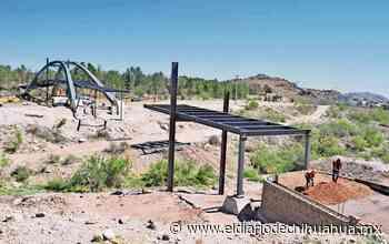Avanza 55% puente que unirá El Encino con El Reliz - El Diario de Chihuahua