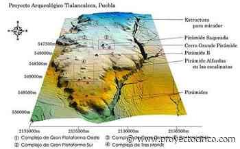 La Pedrera en Tlalancaleca, el prototipo para la construcción de Teotihuacán - Informativo ProyectoCINCO