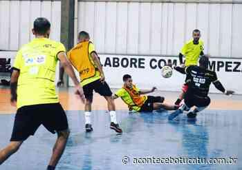AAB Futsal finaliza preparação para partida contra Dracena pela copa LPF 2021 | Jornal Acontece Botucatu - Acontece Botucatu